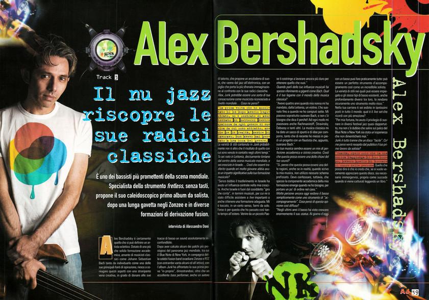 Acid-jazz Magazine Italy