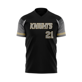 Sublimated pullover jersey