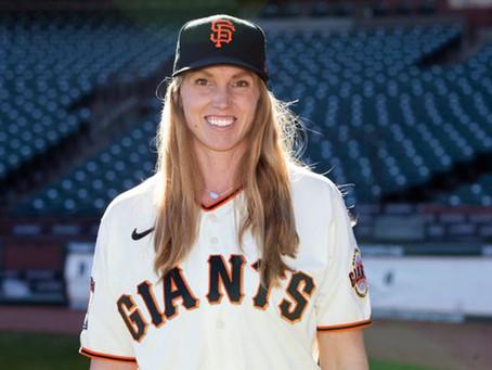 Women in Sports: First Female Full-Time coach in MLB