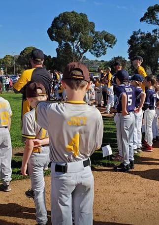 Team Baseball Uniforms