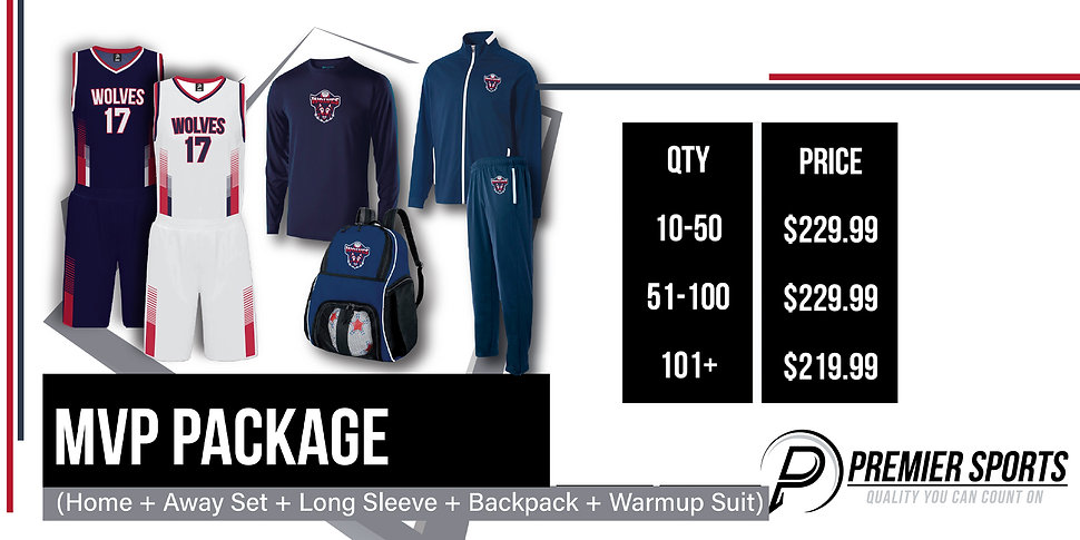 Basketball Package
