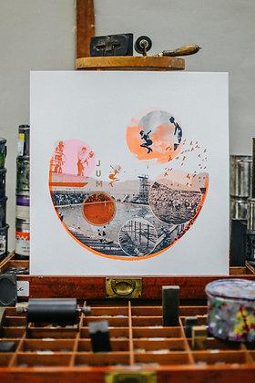 Jump In (orange)