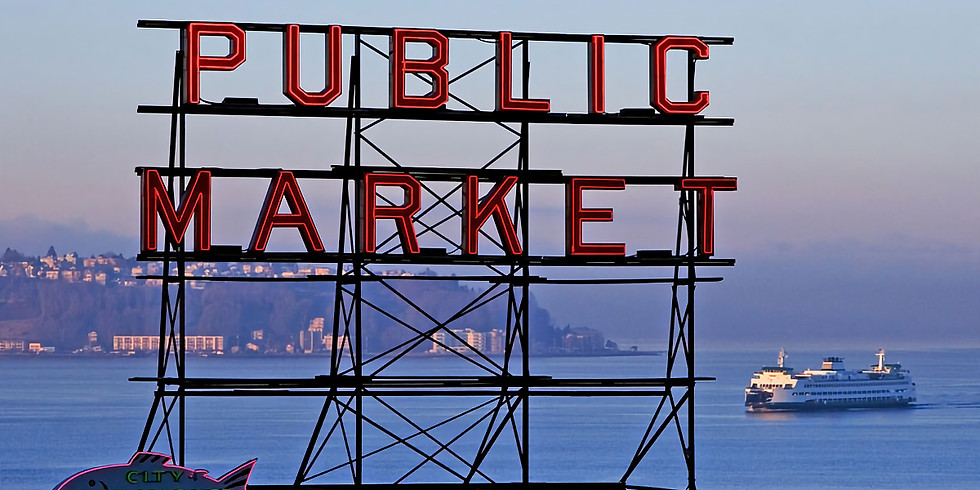 Pike Place MarketFront