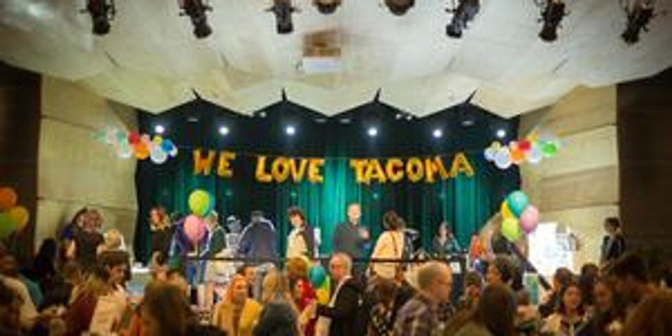 Tacoma Night Market: Museum of Glass