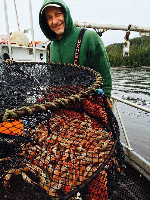 ORDER QUICK: Wild Alaskan Spot Prawns