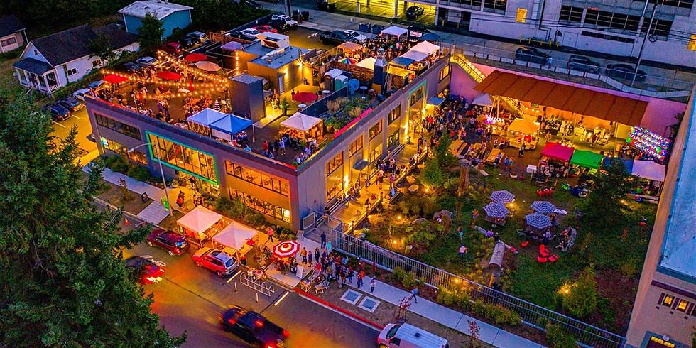 Tacoma Night Market: Alma Mater