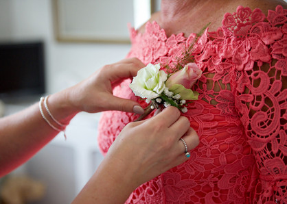 Love Hearts Wedding Photography by Stef