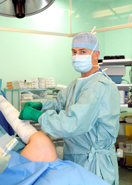Surgery photography Stef Kerswell