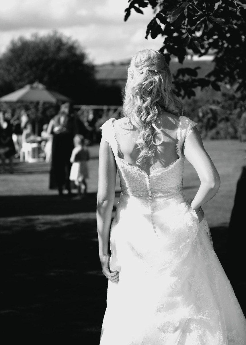 Pangdean Barn Wedding by Stef Kerswell
