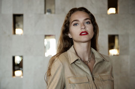 Model portfolio stef Kerswell
