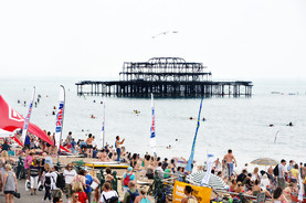 Paddle Round the Pier by Stef Kerswell
