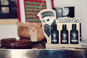 Braw Beard Oils - Stef Kerswell