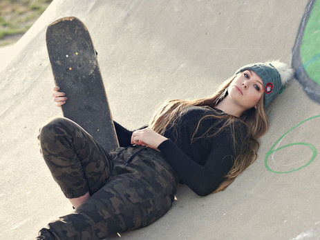 MK Model Management -  Jessie - Stef Ker