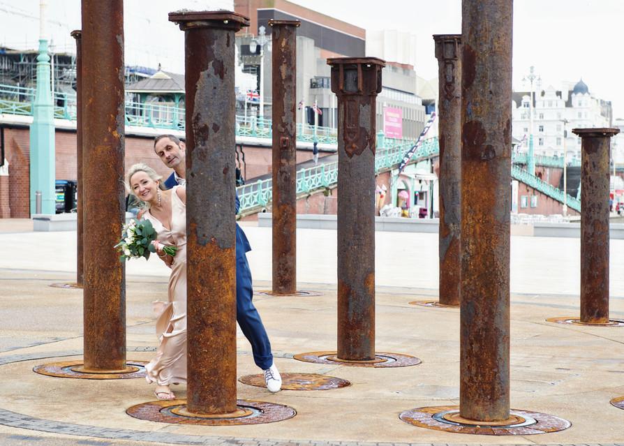 Bride & Groom shoot by Stef Kerswell wed