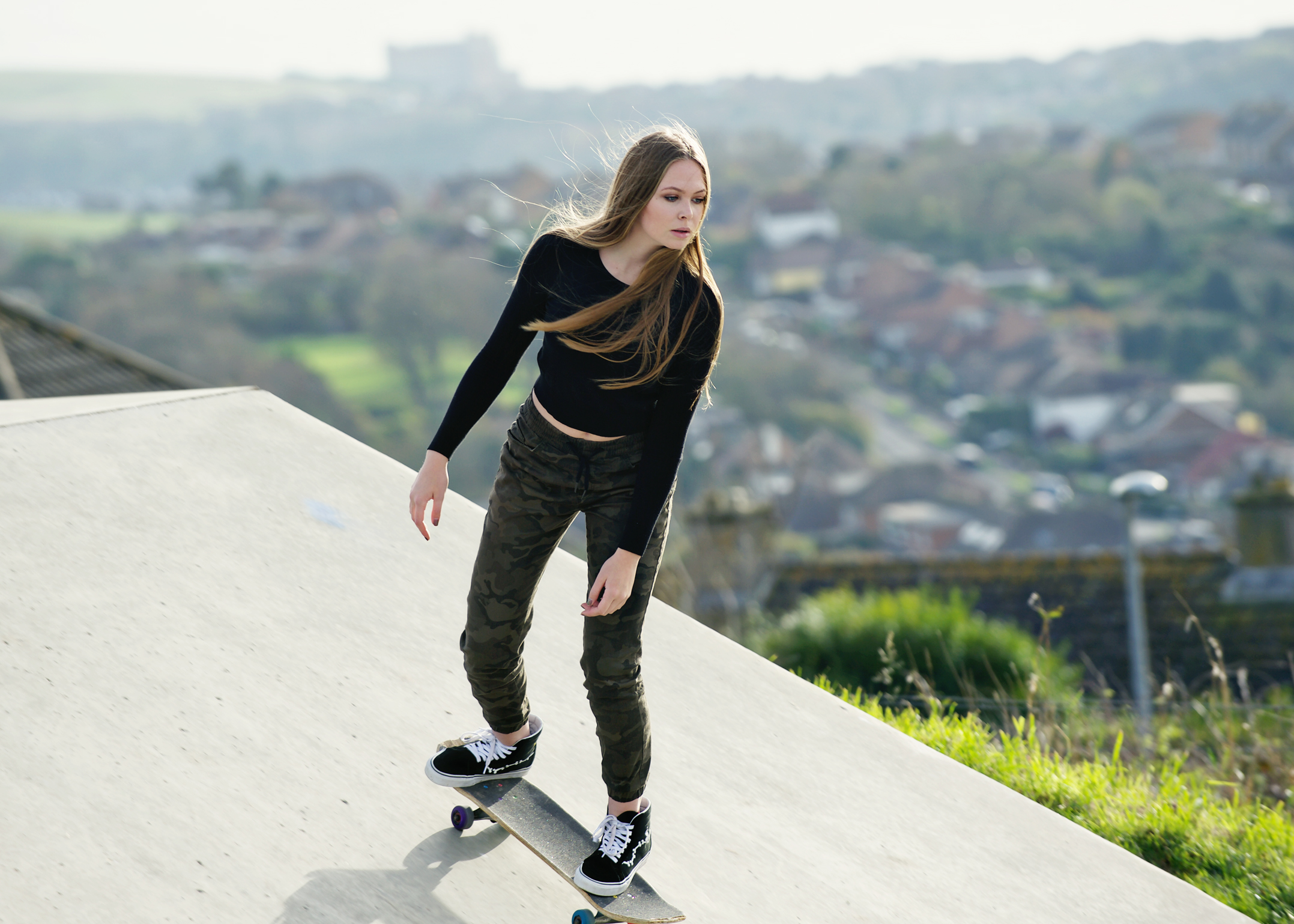 Jessie for MK Model Management