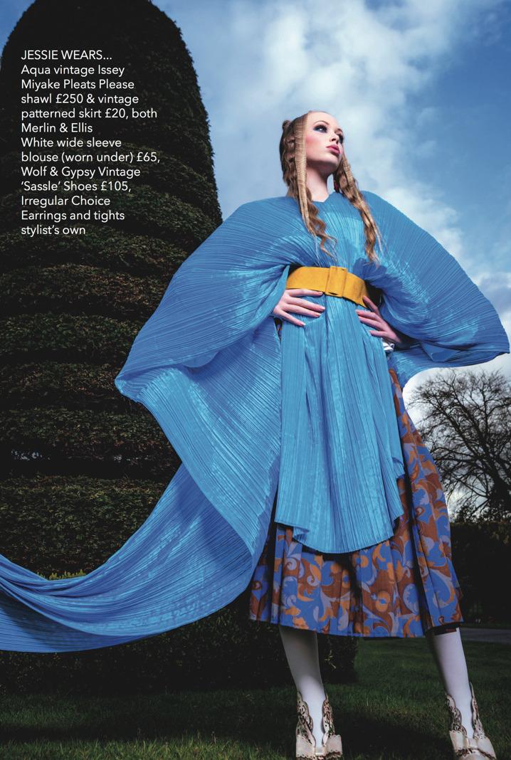 Fashion for MK Model Management