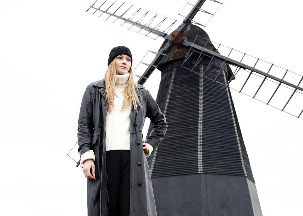 Rottingdean Windmill Stef Kerswell