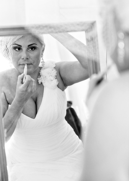Bride photography by Stef Kerswell