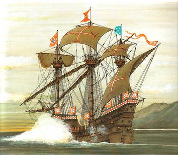 Navios Portugueses do Oriente: Século XVI, Inapa, 1999