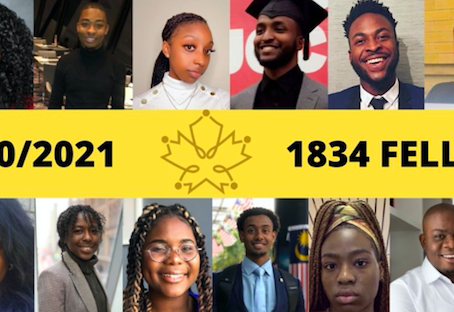 Operation Black Vote Canada Announces Second Year Fellowship Program