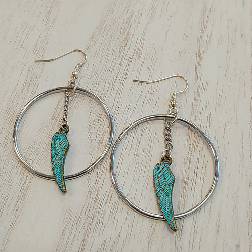 Wing It Earrings