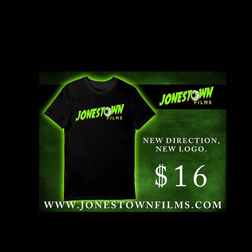 Jonestown Films Retro Logo
