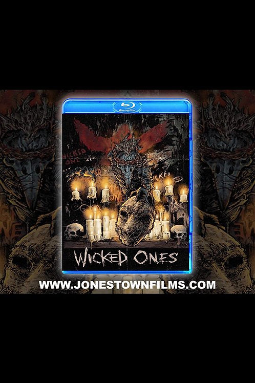 Wicked Ones Blu Ray PRE-ORDER