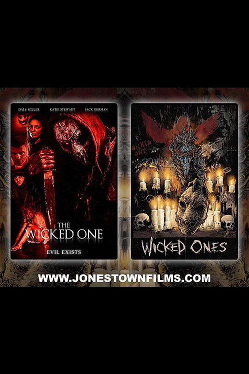 Wicked One DVD Combo Pack Pre-Order