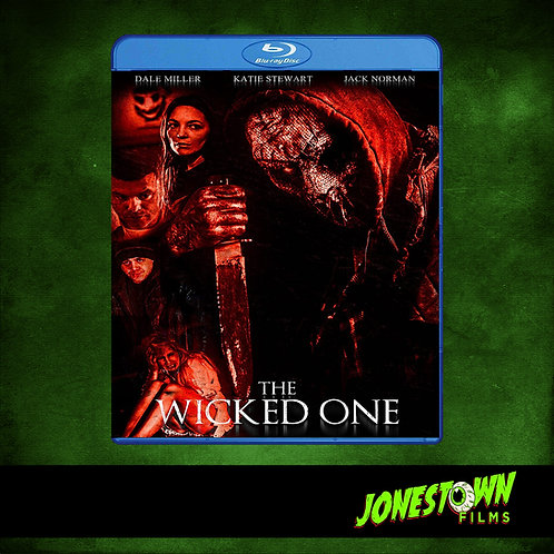The Wicked One Blu Ray