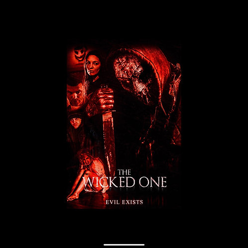 The Wicked One DVD
