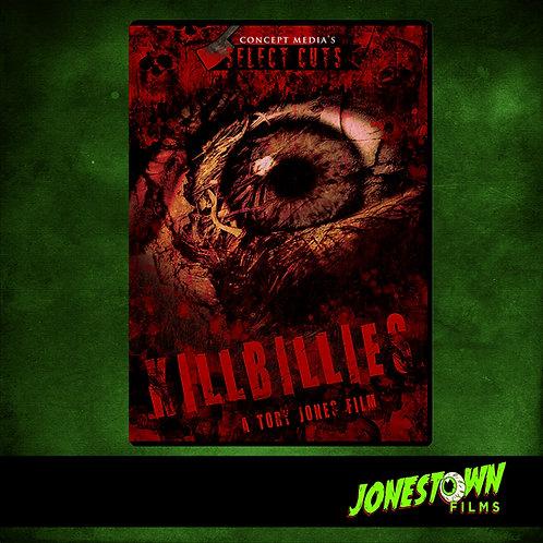 Killbillies DVD