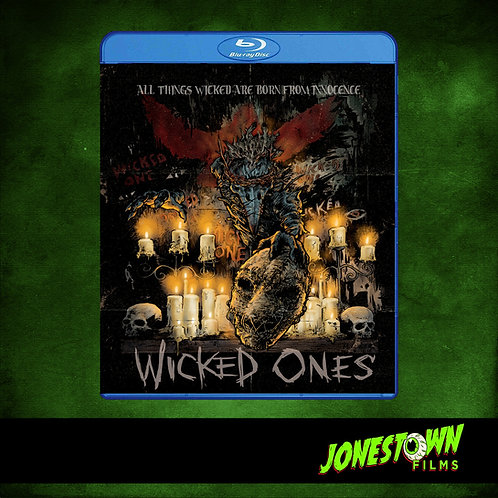 Wicked Ones Blu Ray