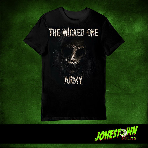 The Wicked One Army T-Shirt