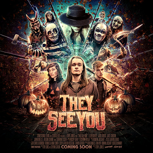 They See You Premiere Ticket