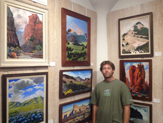 """California and Beyond"" A Gallery 113 Exhibition Mar 1- Mar 31"