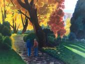 Autumn Colors, St. David's Park