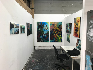 Semester 1 Studio Visit