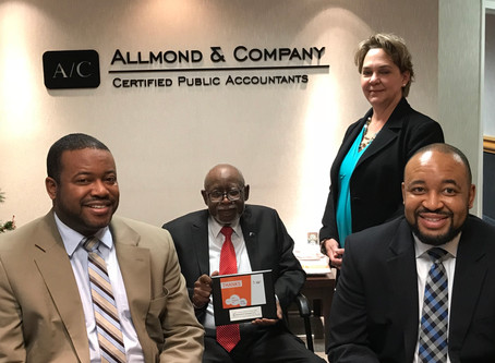 Allmond & Company Supports Kidney Walk