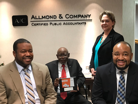 Allmond & Company Supports Kidney Walk