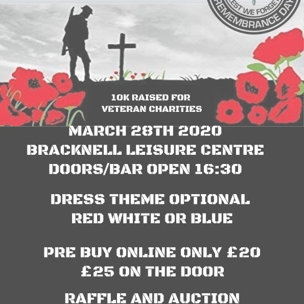 Boxing For Veterans Bracknell