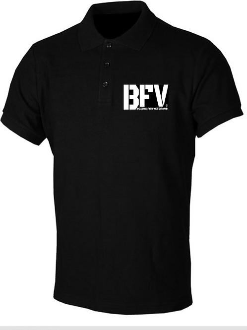 BFV Embroidered Polo Shirt
