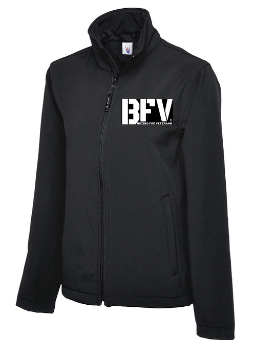 BFV Embroidered Zip Jacket
