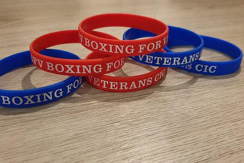 BFV Wristband (Civilian Blue)