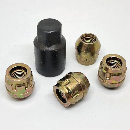 C 25 Complete Set - Gold
