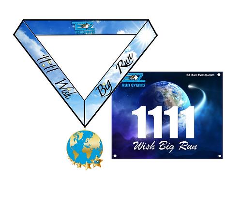 11:11 Wish Big Virtual Run
