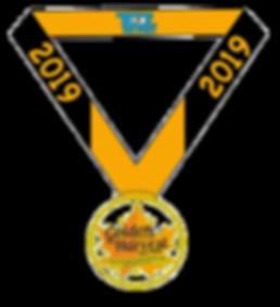 Golden Harvest Medal 2019 Medal.png