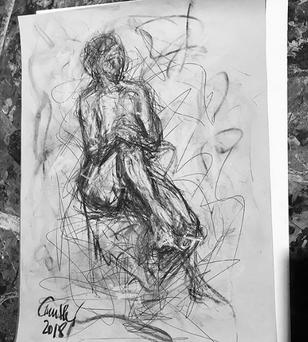 Life Drawing - Feb 2019