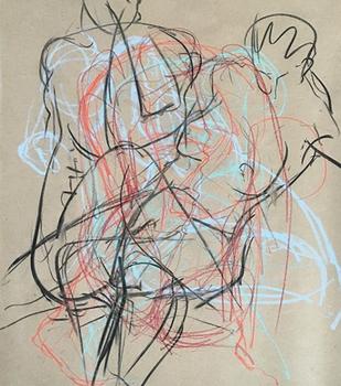 Life Drawing - July 2018