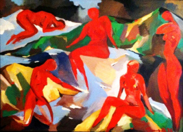 The Red Matisse