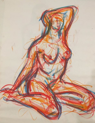 Life Drawing - Sept 2018